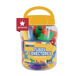 TUBOS CONECTORES DIDÁCTICOS ADETEC