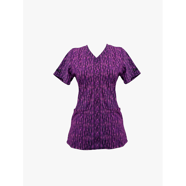 Blusa Estampada diseño Petunia