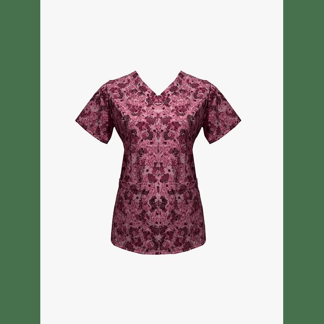 Blusa Estampada diseño SAKURA