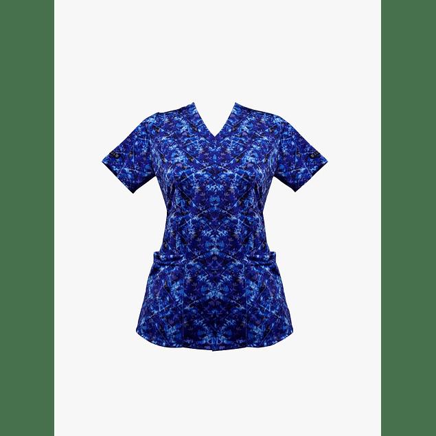 Blusa Estampada diseño Escarcha