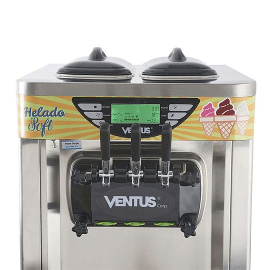 Máquina Helados Soft 25 Lts/H 2.0 VENTUS  - Image 6