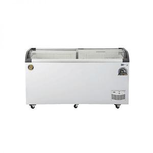 Congeladora Triple Función Vidrio Curvo 520 litros VENTUS