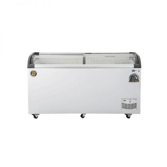 Congeladora Triple Función Vidrio Curvo 520 litros VENTUS  - Image 1