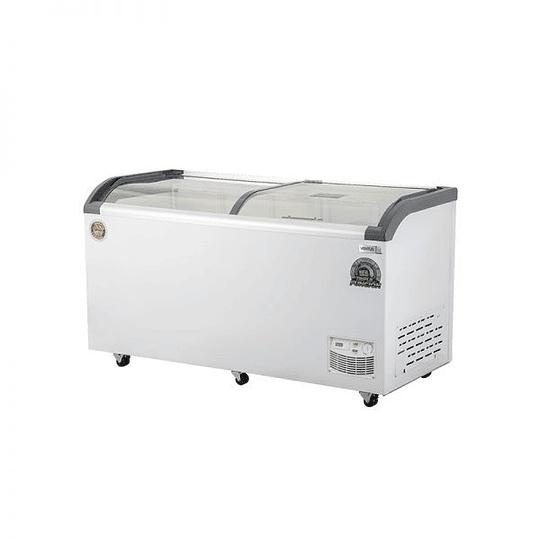 Congeladora Triple Función Vidrio Curvo 520 litros VENTUS  - Image 2