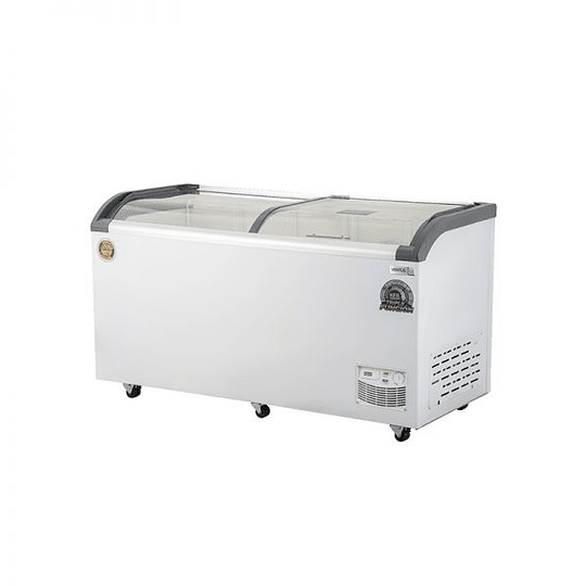 Congeladora Triple Función Vidrio Curvo 520 litros VENTUS  - Image 3
