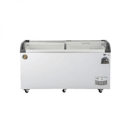 Congeladora Triple Función Vidrio Curvo 520 litros VENTUS  - Image 4