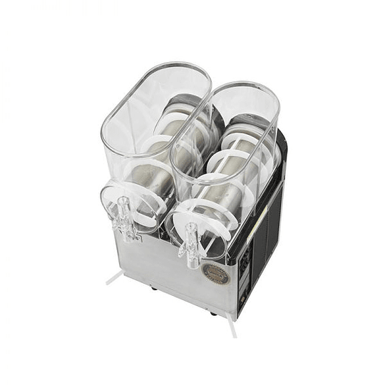 Máquina de Granizado 2 Vasos C/Cenefa 12X2 Lts VENTUS  - Image 2