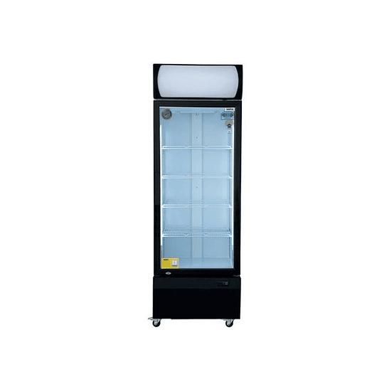 Visicooler de 1 Puerta Frio Forzado 540 litros Luz Led VENTUS. - Image 1