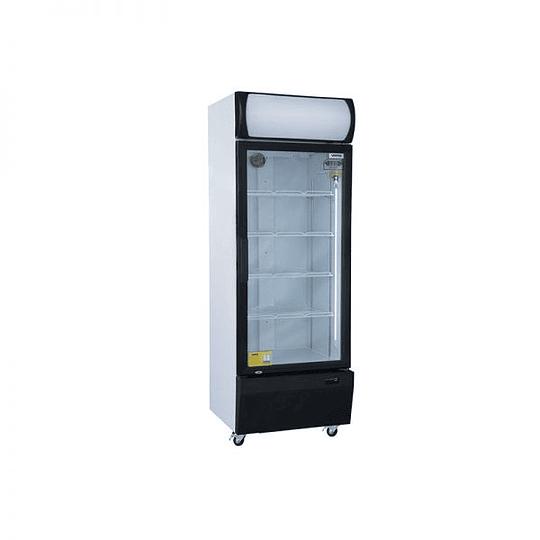 Visicooler de 1 Puerta Frio Forzado 540 litros Luz Led VENTUS. - Image 3