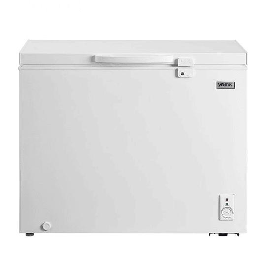 Congeladora Triple Función Tapa Dura 200 litros Dual VENTUS. - Image 1