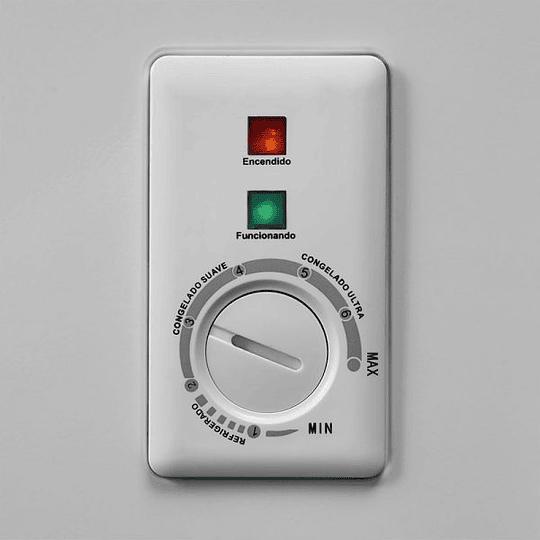 Congeladora Triple Función Tapa Dura 200 litros Dual VENTUS. - Image 6