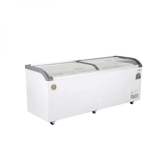 Congeladora Triple Función Vidrio Curvo CTV720 litros VENTUS. - Image 4