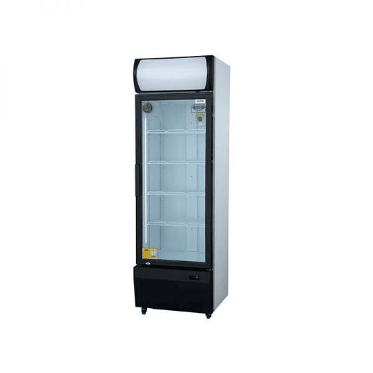 Visicooler 1 Puerta Frío Forzado 370 litros Luz Led VENTUS. - Image 3
