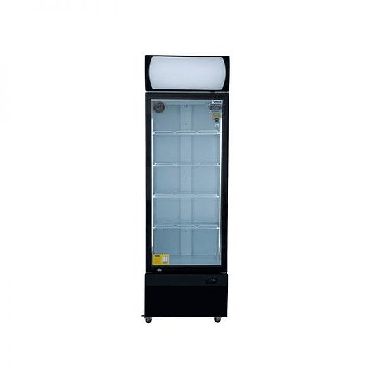 Visicooler 1 Puerta Frío Forzado 370 litros Luz Led VENTUS. - Image 4