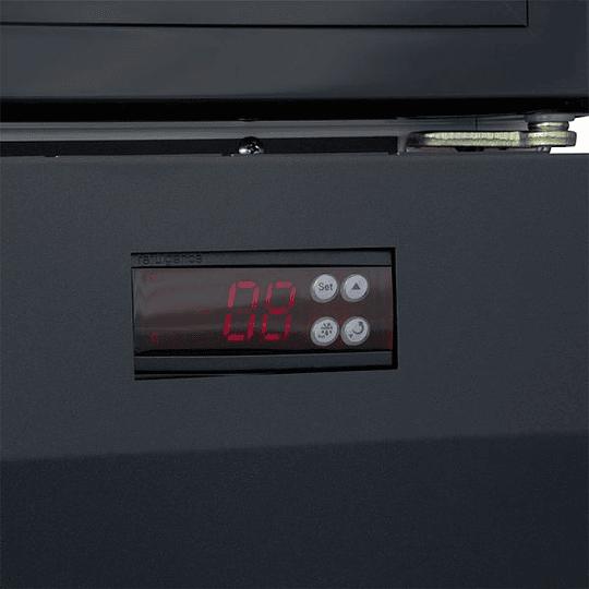 Visicooler 1 Puerta Frío Forzado 370 litros Luz Led VENTUS. - Image 6