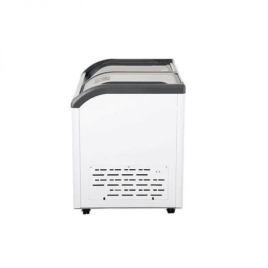 Congeladora Triple Función Vidrio Curvo 320 lts Dual VENTUS. - Image 2