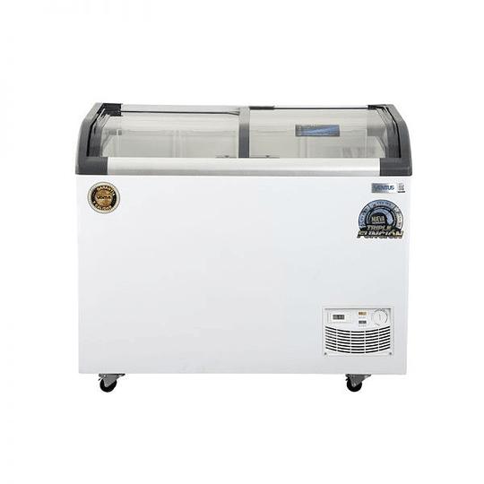 Congeladora Triple Función Vidrio Curvo 320 lts Dual VENTUS. - Image 6