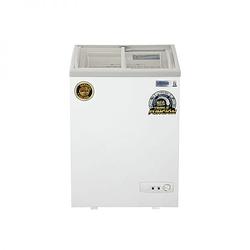 Congeladora Triple Función Vidrio Semi Curvo 100 litros VENTUS.