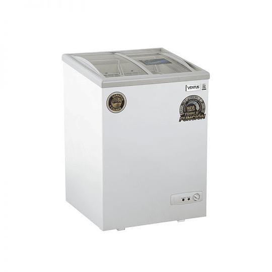 Congeladora Triple Función Vidrio Semi Curvo 100 litros VENTUS. - Image 5