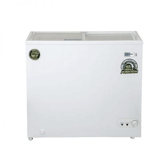 Congeladora Triple Función Tapa Vidrio 210 litros VENTUS. - Image 3