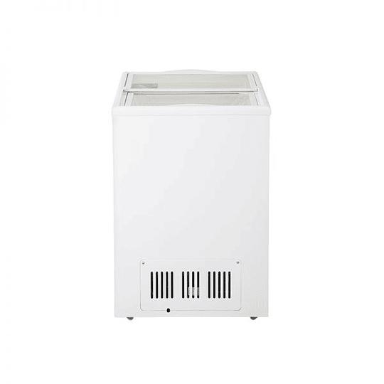 Congeladora Triple Función Tapa Vidrio 210 litros VENTUS. - Image 5