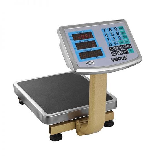 Balanza digital 60 kg visor aéreo VENTUS - Image 4