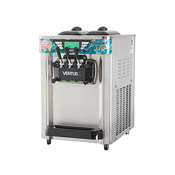Máquina de Helado Soft Sobremesa 30 Lts/H VENTUS.