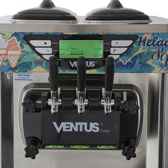 Máquina de Helado Soft Sobremesa 30 Lts/H VENTUS.  - Image 8