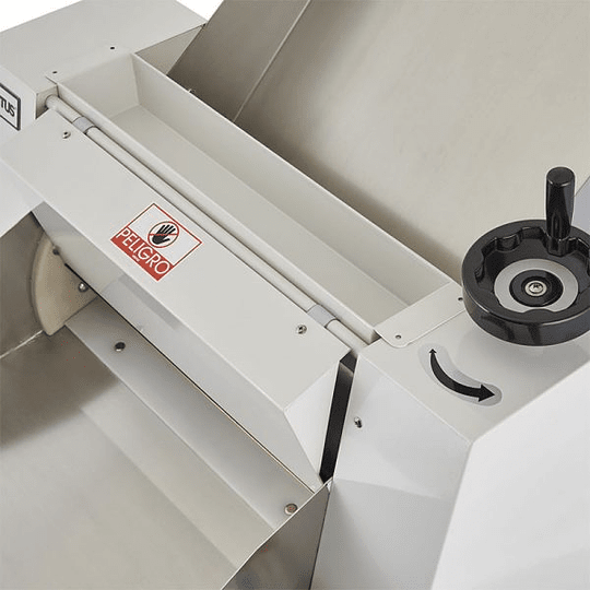 Sobadora de Masas 500 mm Motor de 3 HP VENTUS - Image 2