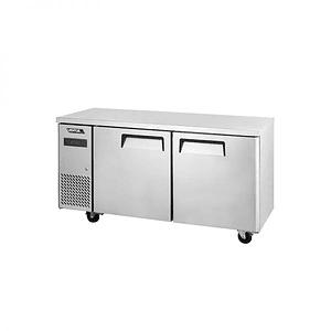 Mesón freezer 2 puertas  240 litros VENTUS