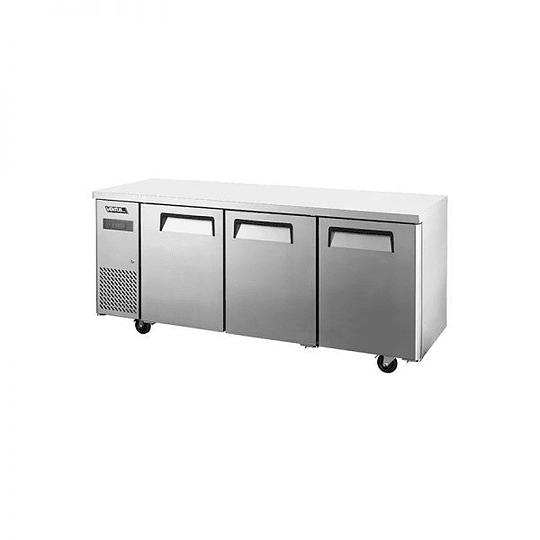 Meson freezer 3 puertas de acero inoxidable VENTUS