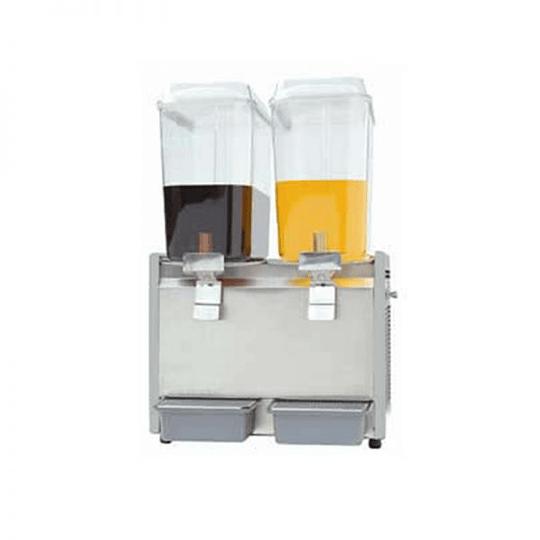 Dispensador de jugos concentrados 2 vasos 18X2 LTS VENTUS - Image 1