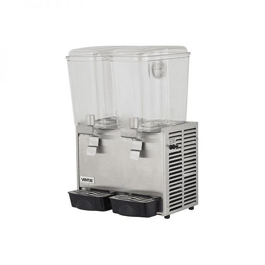 Dispensador de jugos concentrados 2 vasos 18X2 LTS VENTUS - Image 2