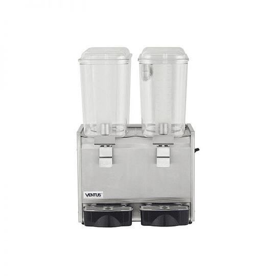 Dispensador de jugos concentrados 2 vasos 18X2 LTS VENTUS - Image 3