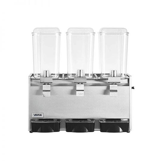 Dispensador de jugos concentrados de 3 vasos 18X3 LTS VENTUS - Image 4