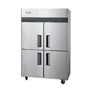 Refrigerador 2 cuerpos y 4 medias puertas 900 litros VENTUS