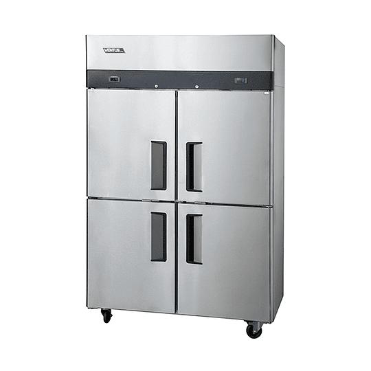 Refrigerador 2 cuerpos y 4 medias puertas 900 litros VENTUS - Image 1