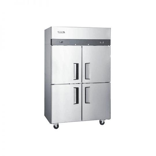 Refrigerador 2 cuerpos y 4 medias puertas 900 litros VENTUS - Image 2