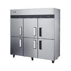 Refrigerador 3 cuerpos y 6 puertas de 1510 litros VENTUS