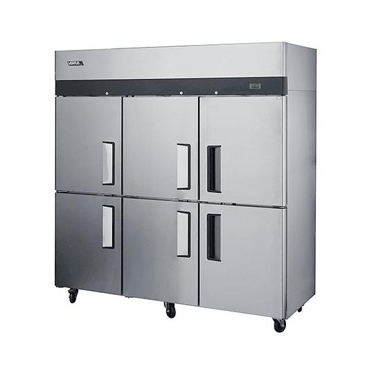 Refrigerador 3 cuerpos y 6 puertas de 1510 litros VENTUS - Image 1