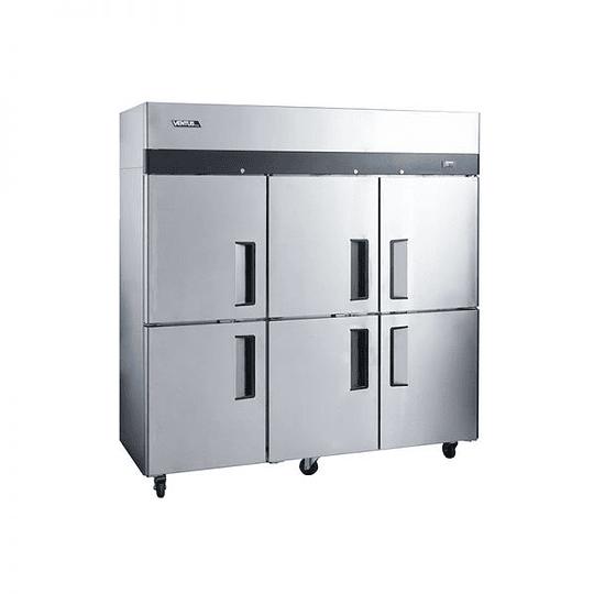 Refrigerador 3 cuerpos y 6 puertas de 1510 litros VENTUS - Image 2