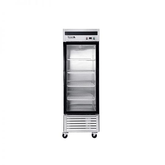 Refrigerador de acero inoxidable 580 lts VENTUS - Image 1