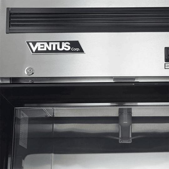 Refrigerador de acero inoxidable 580 lts VENTUS - Image 6
