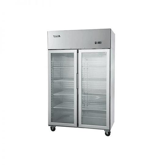 Refrigerador 900 lts 1 cuerpo 2 puertas de vidrio VENTUS - Image 3