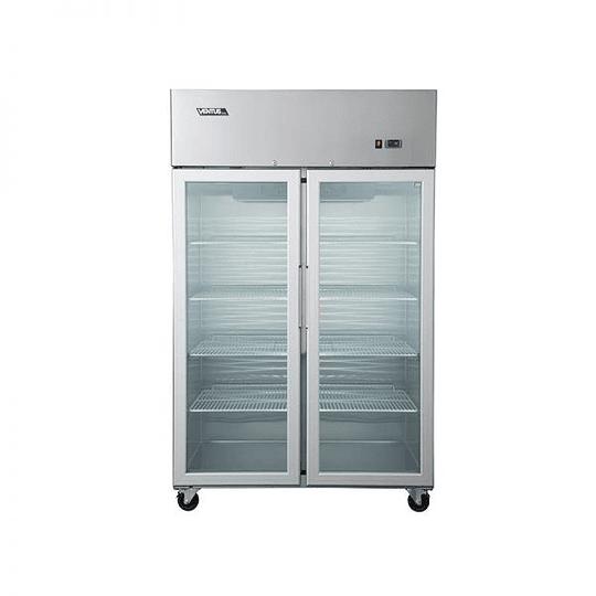 Refrigerador 900 lts 1 cuerpo 2 puertas de vidrio VENTUS - Image 4