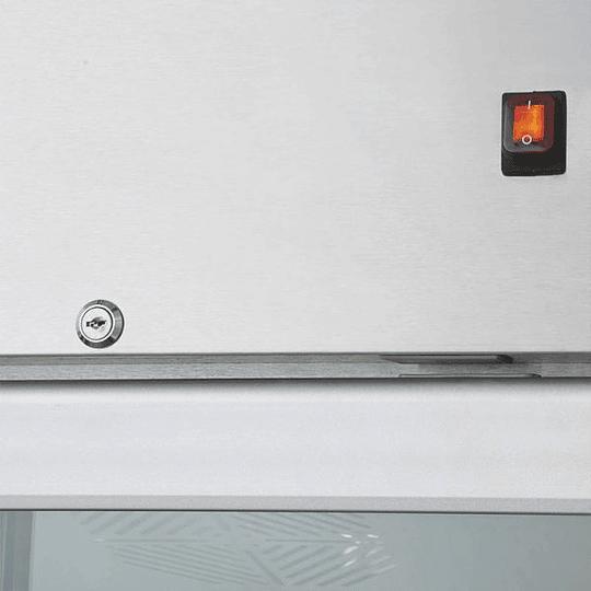 Refrigerador 900 lts 1 cuerpo 2 puertas de vidrio VENTUS - Image 5