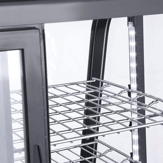 Vitrina Refrigerada Horizontal Sobremesa 100 Litros VENTUS. - Image 6