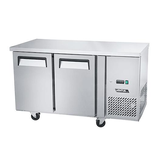 Meson refrigerado de 2 puertas estático con ventilador VENTUS