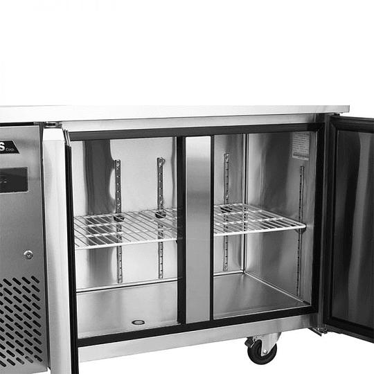 Meson refrigerado de 2 puertas 220 litros VENTUS - Image 6
