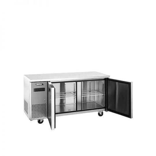 Mesón refrigerado 2 puertas 260 litros VENTUS - Image 2